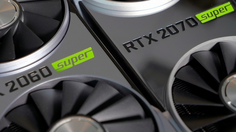 """Видеокарты GeForce RTX Super могут оказаться в дефиците"""""""