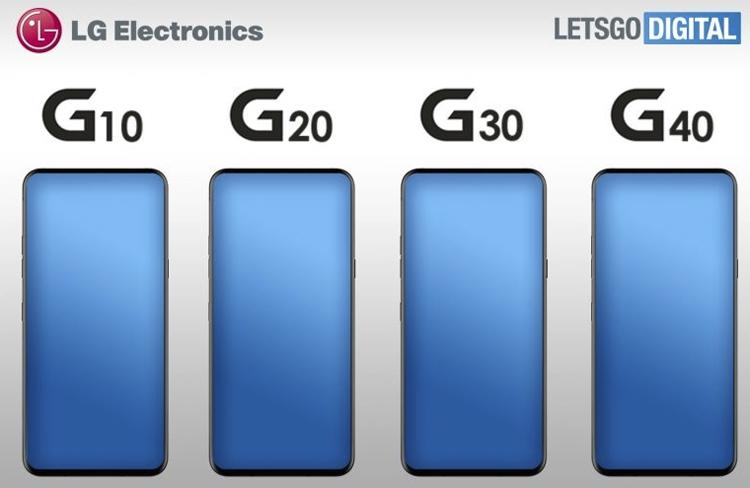 LG зарегистрировала торговые марки для будущих флагманских смартфонов