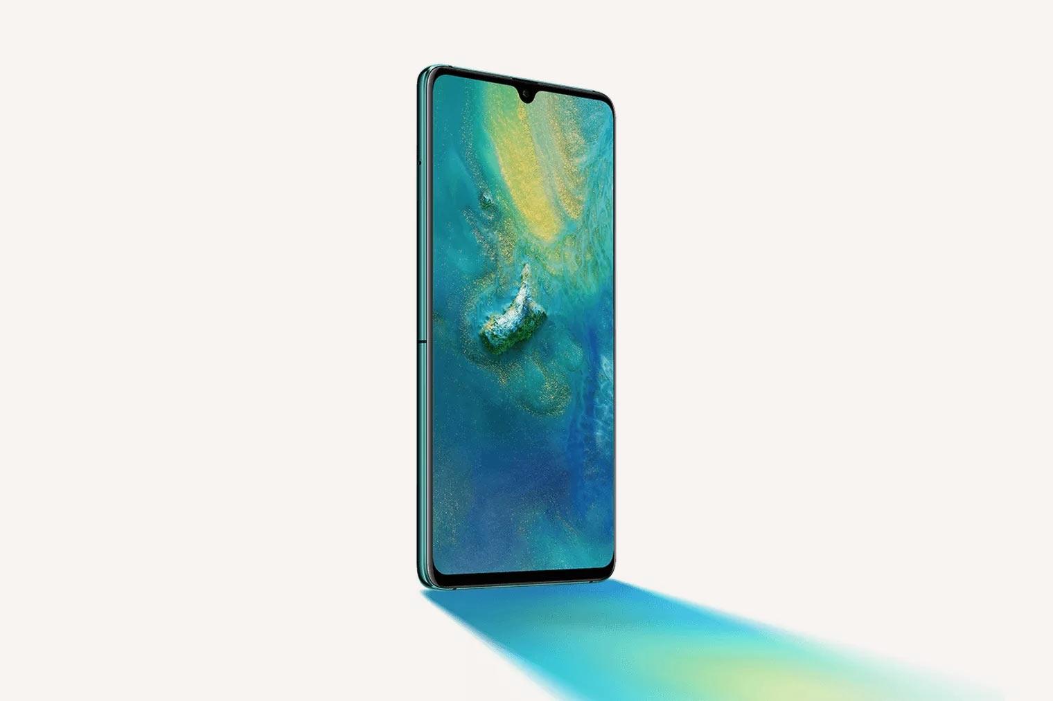 Huawei представила 5G-смартфон