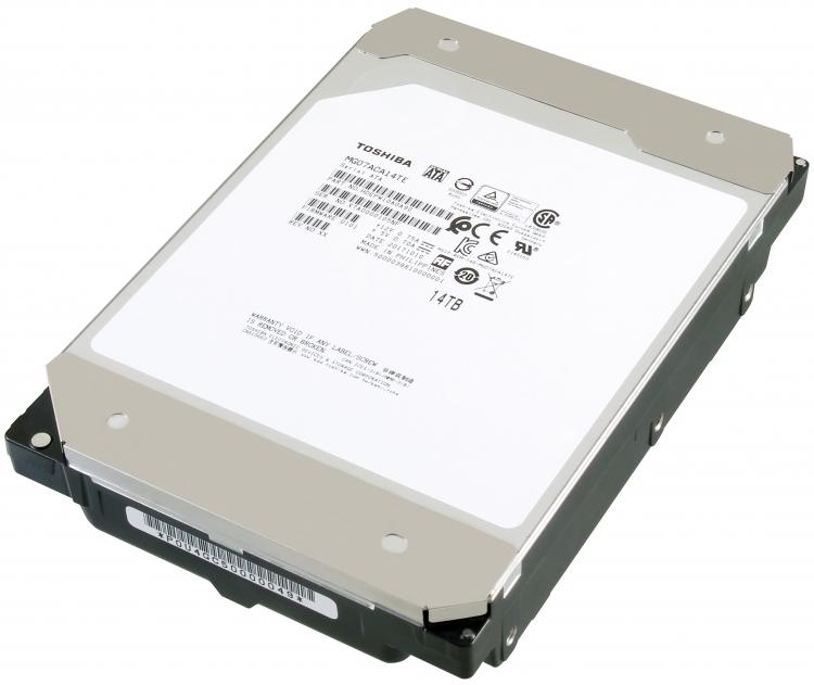 """Рынок жёстких дисков во втором квартале: поставки замерли, Toshiba отбирает долю Western Digital"""""""