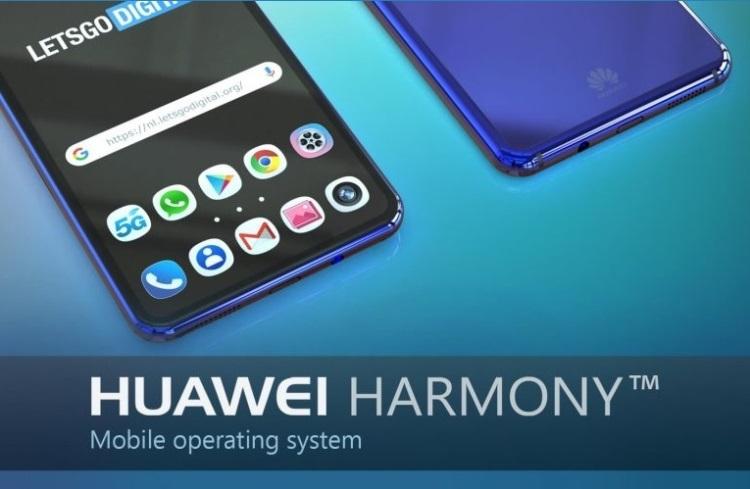 """Huawei Harmony: ещё одно возможное имя ОС китайской компании"""""""