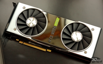 Обзор видеокарт NVIDIA GeForce RTX 2060 SUPER и GeForce RTX 2070 SUPER