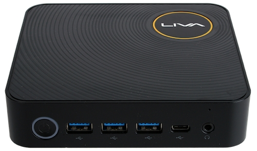 Мини-компьютер ECS LIVA Z