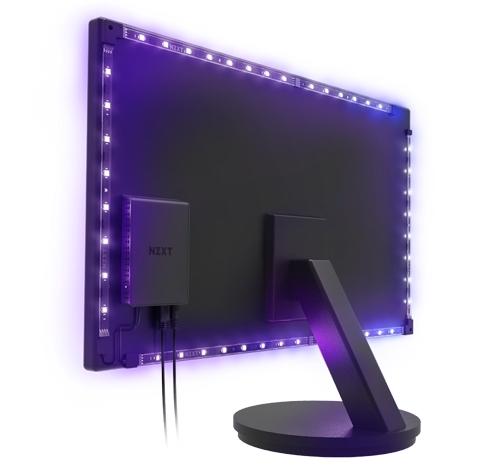 Адаптивная подсветка окружающего пространства NZXT HUE 2 Ambient Lighting Kit