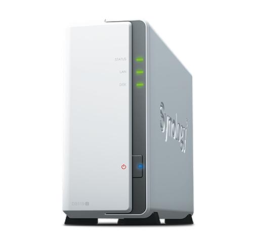 Сетевая система хранения данных Synology DS119j