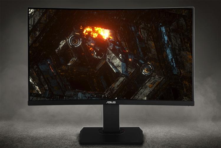 """ASUS TUF Gaming VG32VQ: изогнутый монитор для игр с частотой обновления 144 Гц"""""""