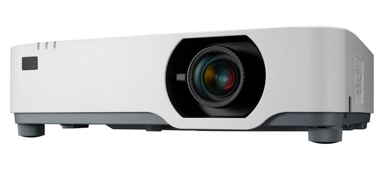 """NEC P605UL: лазерный проектор с низким уровнем шума"""""""