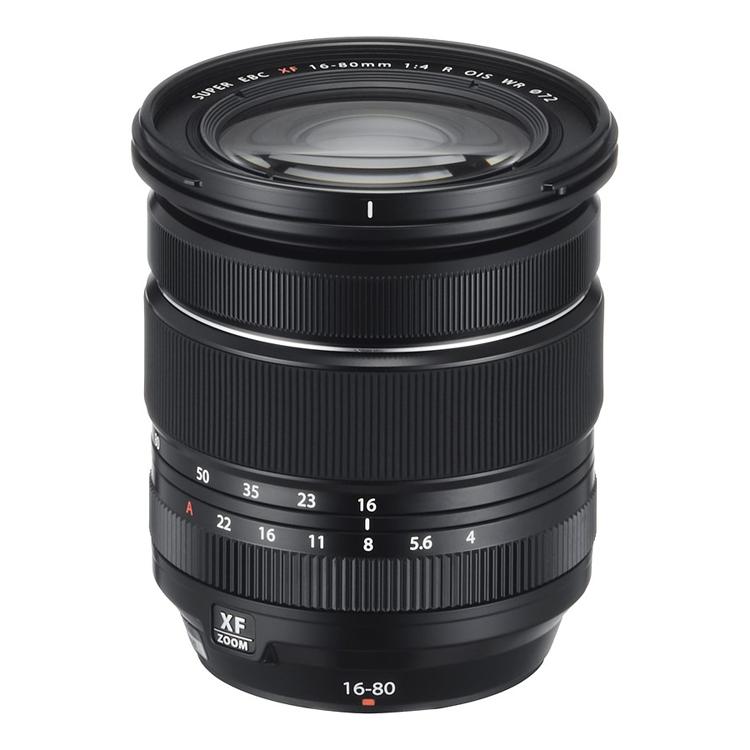 "Объектив Fujifilm Fujinon XF16-80mmF4 R OIS WR рассчитан на камеры X Series"""