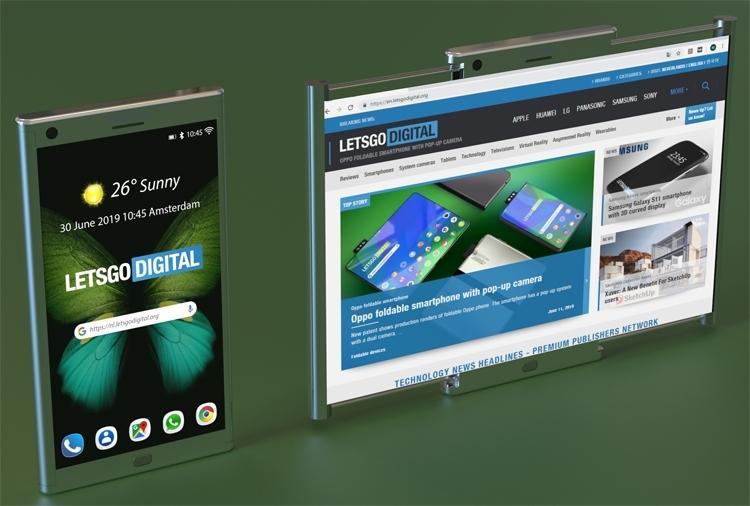Гибкий смартфон Samsung второго поколения выйдет в 2020 году
