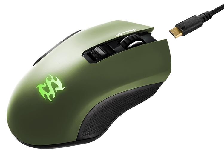 """Игровая мышь Sharkoon Skiller SGM3 не нуждается в проводах"""""""