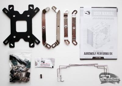 Новая статья: Обзор кулеров Aardwolf Performa 9X RGB и Optima 10X: лидеры бюджетного сегмента, Paratechnik.ru