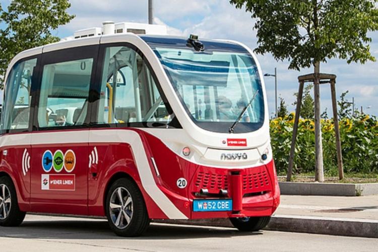 """В Австрии застопорилось тестирование самоуправляемых автобусов после столкновения с пешеходом"""""""