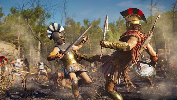 Assassin's Creed Odyssey и Rainbow Six Siege помогли превысить прогноз прибыли Ubisoft за первый квартал 2019–2020 года