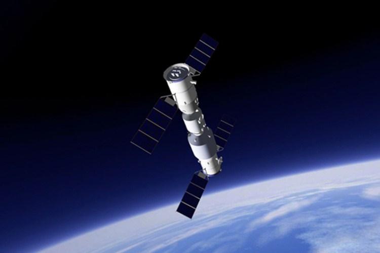 """Китайская космическая станция Tiangong-2 официально больше не существует"""""""