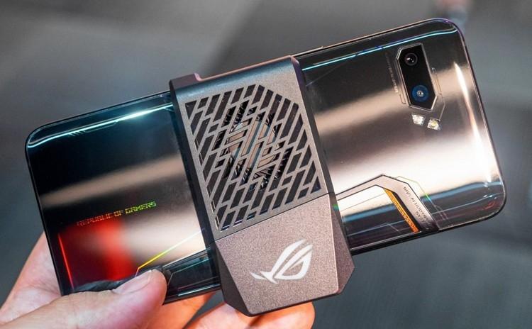 """ASUS ROG Phone II: представлен самый мощный Android-смартфон на данный момент"""""""