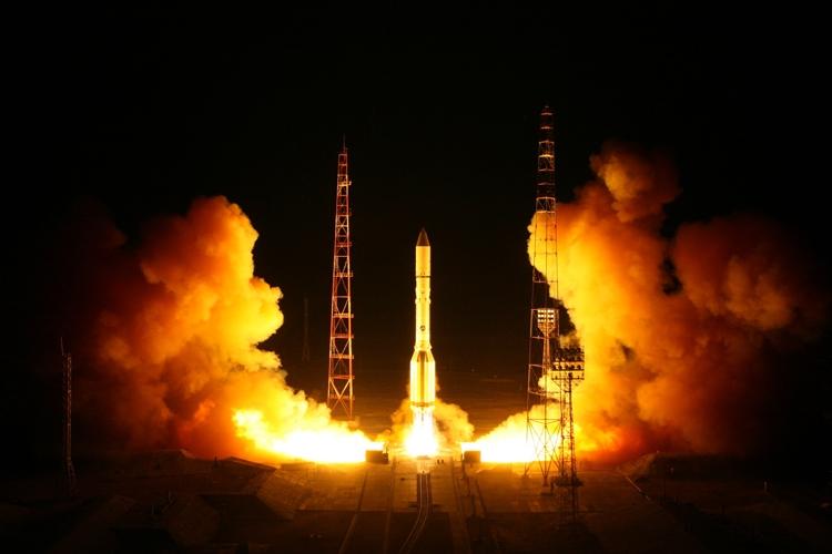 """Изготовление двигателей для ракет «Протон-М» прекращено"""""""