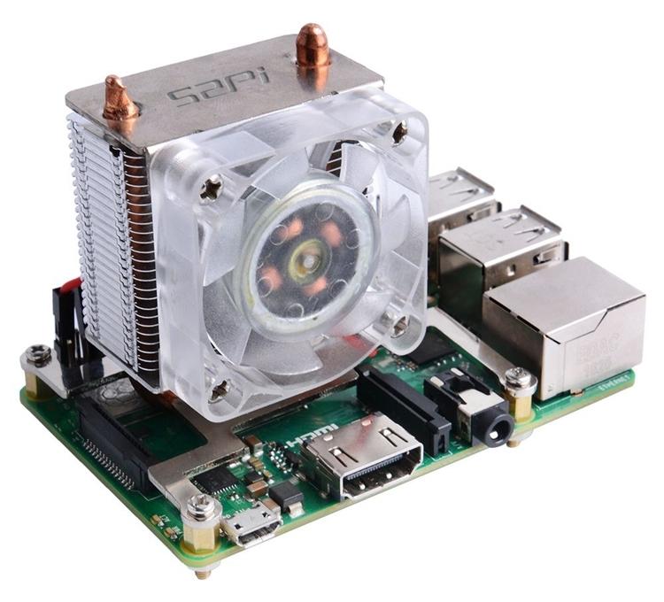 ICE Tower для Raspberry Pi 4