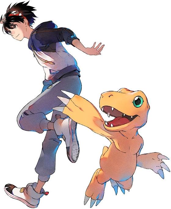 Видео: вступительное аниме к JRPG с элементами выживания Digimon Survive