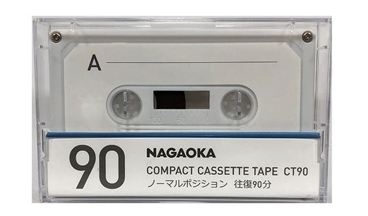 """Привет из прошлого века: японская компания представила новую серию аудиокассет"""""""