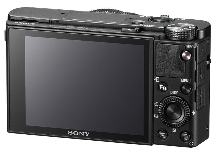 Камера Sony Cyber-shot DSC-RX100 VII осуществляет фотосъёмку со скоростью до 90 кадров