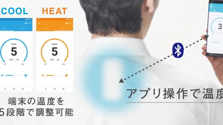 Sony Reon Pocket — носимый кондиционер