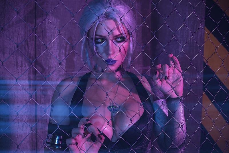 косплеер Irene Meier, фото с личной страницы в VK