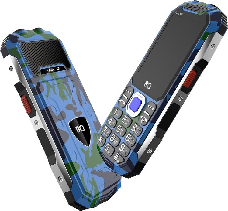"BQ выпустила телефон для военнослужащих BQ 2432 Tank SE"""