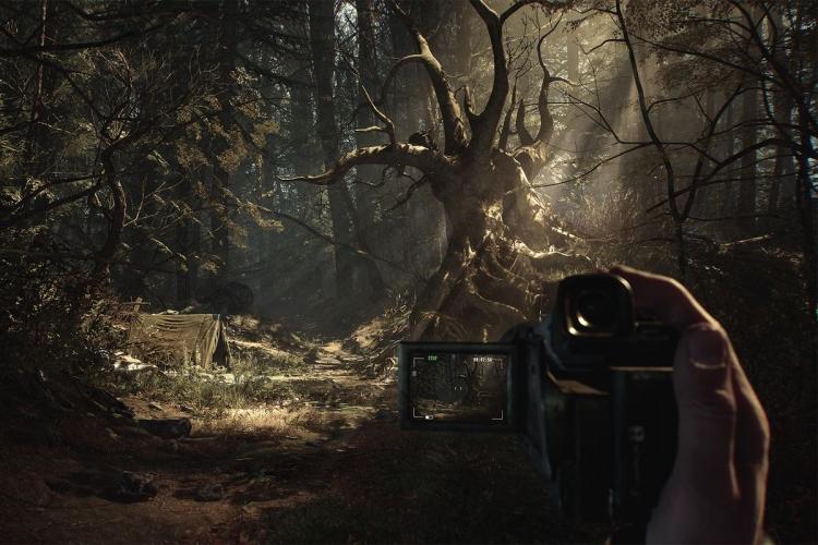 Видео: расследование в тёмном лесу, умный пёс и сверхъестественные явления в Blair Witch