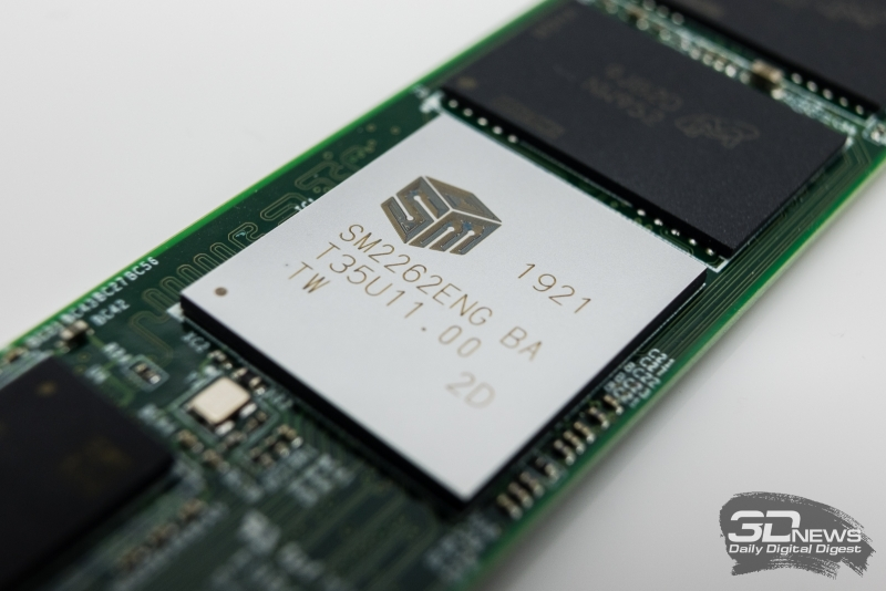 Контроллер SMI SM2262EN