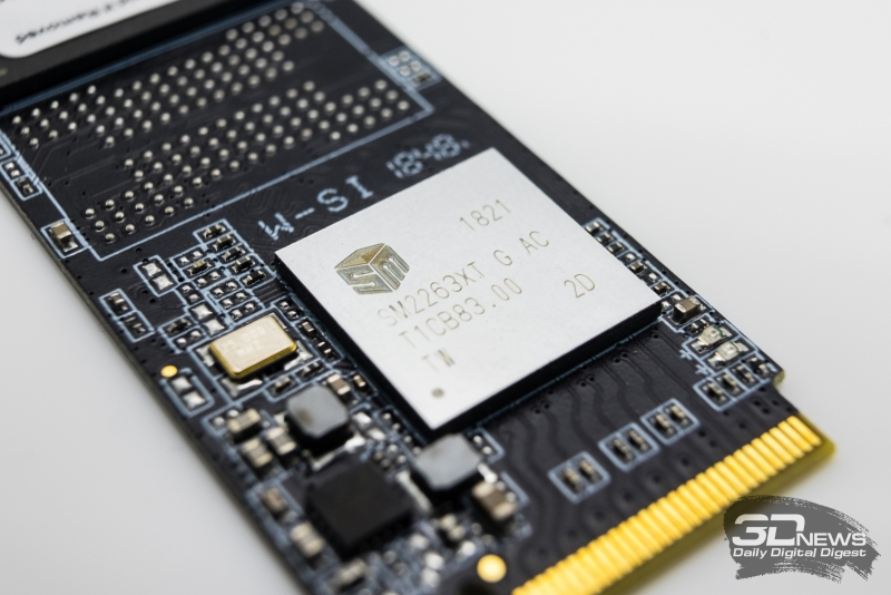 Контроллер SMI SM2263XT