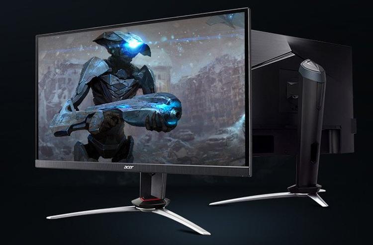 """Acer Nitro XV273X: монитор с временем отклика 1 мс для игровых систем"""""""