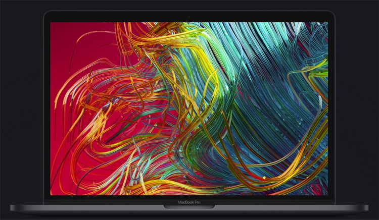"""Apple готовит ноутбук MacBook Pro с безрамочным экраном"""""""
