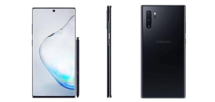 "Фаблет Samsung Galaxy Note 10+ 5G прошёл сертификацию 3C"""