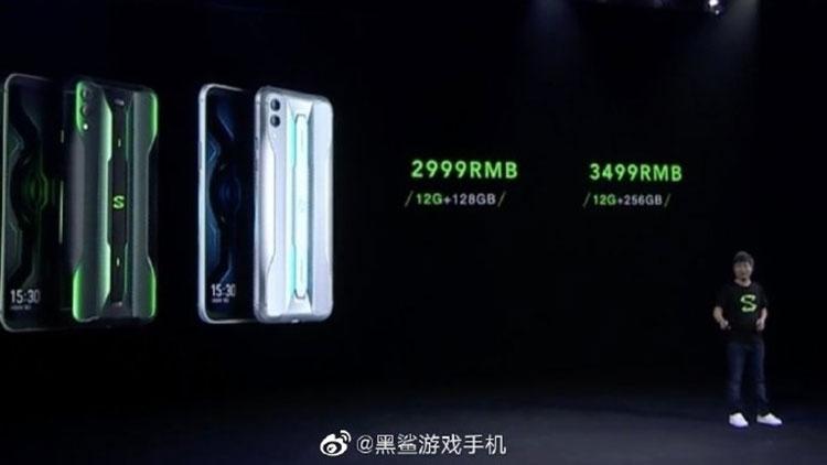 Xiaomi представила Black Shark 2 Pro: SD855+, 12