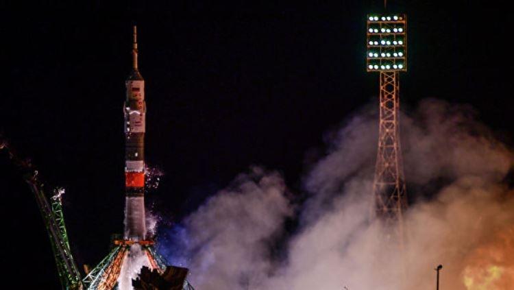 """ЕКА планирует приостановить полёты астронавтов к МКС с Байконура"""""""