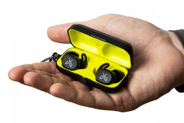 """Jaybird Vista — компактные беспроводные наушники с новым чипсетом JBS1и новым дизайном"""""""
