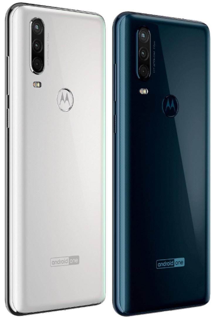 """Смартфон Motorola One Action позирует на рендере"""""""