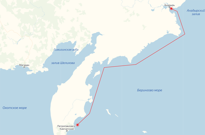 Источник картографических данных: «Яндекс.Карты»