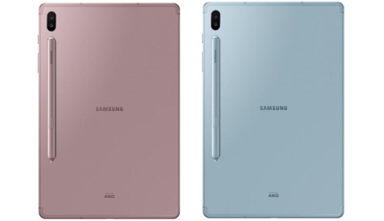 "Планшет Samsung Galaxy Tab S6 представлен официально"""