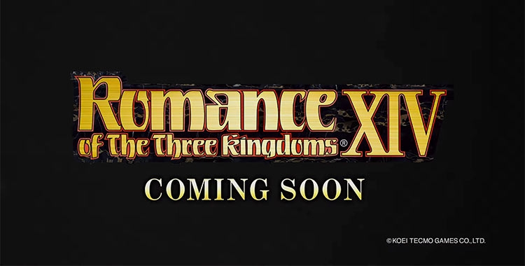 Стратегия Romance of the Three Kingdoms XIV о древнем Китае выйдет на ПК и PS4 в 2020 году