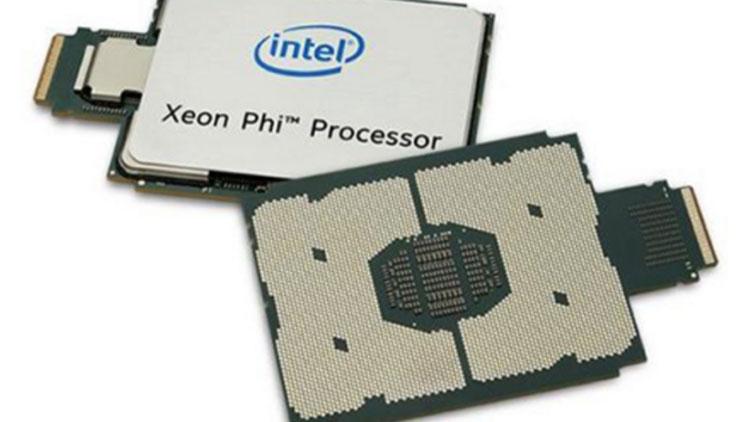 Усклориттели Intel Xeon Phi с интерированными контроллером и шиной Omni-Path