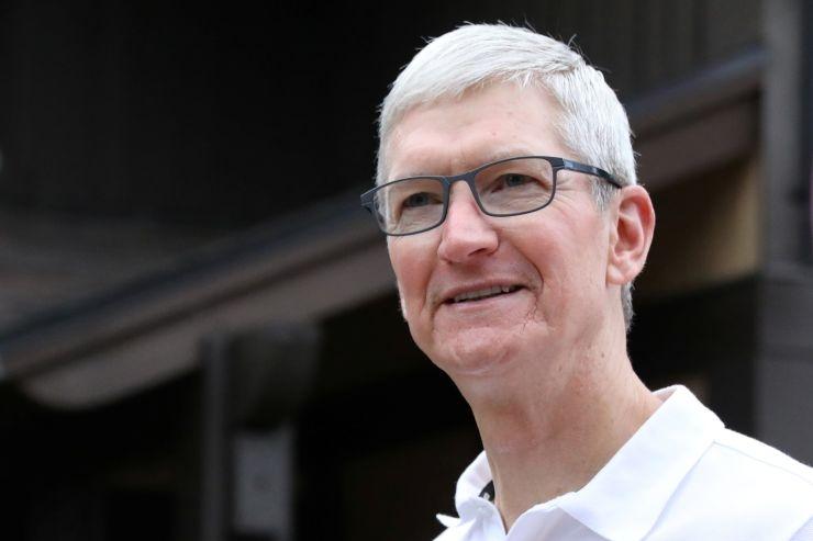 "Тим Кук заявил, что сборка Mac Pro продолжится на территории США"""