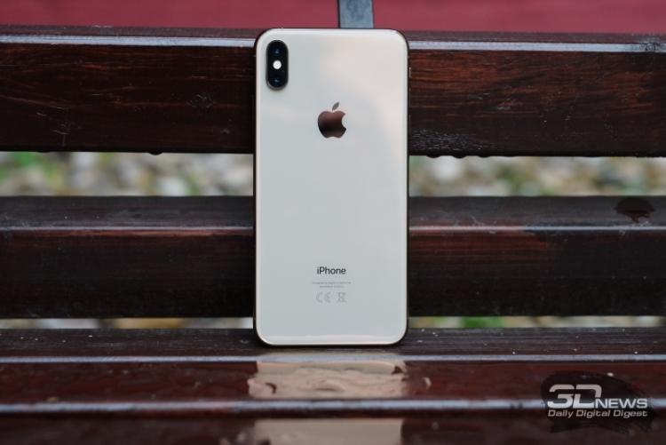 """Введение США новых пошлин на товары из Китая может повлечь рост цен на Apple iPhone"""""""