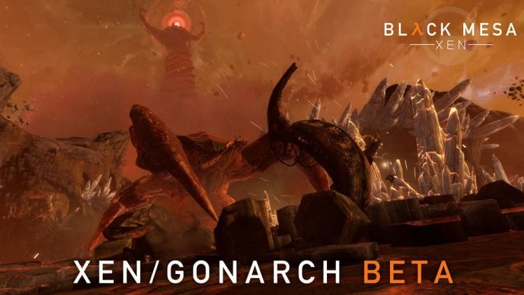 """Ремейк Half-Life: в бета-тесте мира Зен из Black Mesa появилось ещё 6 карт и пришелец гонарх"""""""