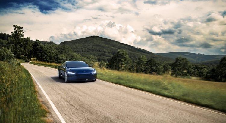"""Fresco Motors представила электрический седан с впечатляющими характеристиками"""""""
