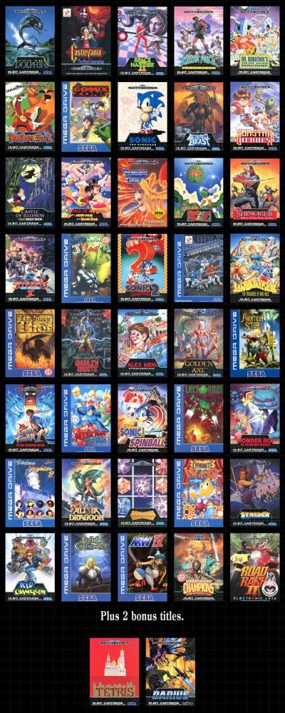"""Ностальгический трейлер ретро-консоли Sega Mega Drive Mini: старт предзаказов, выход 4 октября"""""""