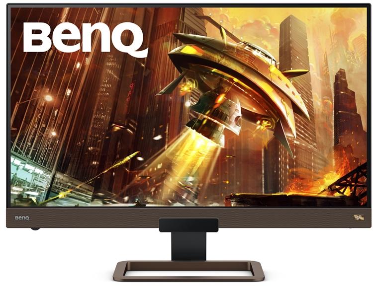 """2К-монитор BenQ EX2780Q обладает частотой обновления 144 Гц"""""""