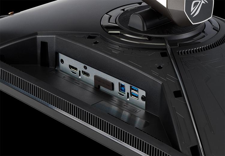 """Монитор для игр ASUS ROG Swift PG279QR: безрамочный дизайн и подсветка Aura Sync"""""""