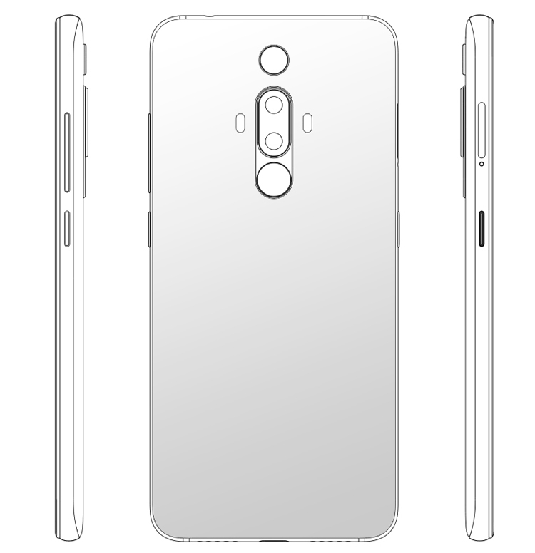 """У Xiaomi может появиться смартфон с «дырявым» экраном и тройной камерой"""""""