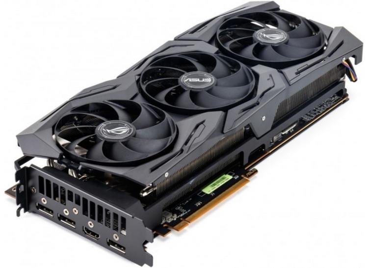 ASUS Radeon RX 5700 XT ROG Strix OC